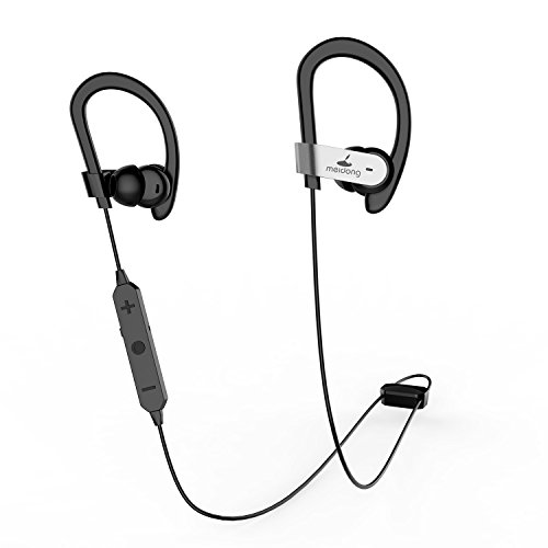 Meidong He8c Bluetooth Headphones Active Noise Cancelling Earbuds Wireless Headphones With Microphone And Ear Buds Sound That Out