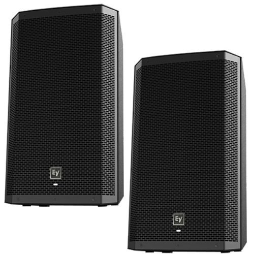 ev electro voice zlx12p powered active 2 way pa speakers pair zlx 12p new sound that out. Black Bedroom Furniture Sets. Home Design Ideas