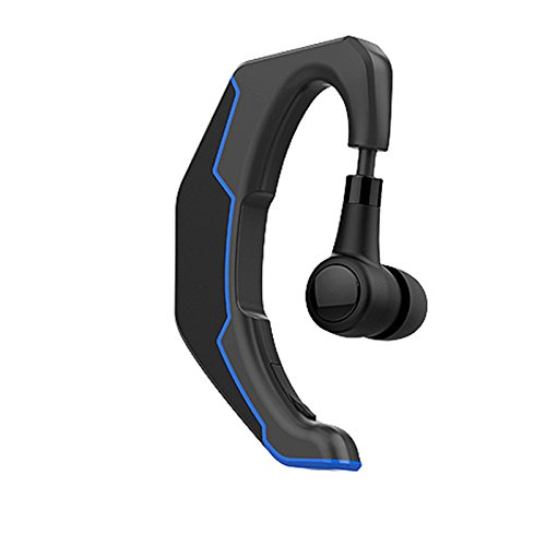 Bluetooth Headset Wireless Headphone With Mic Handsfree Earphone Earhook Earpiece For Ios Iphone 7 Plus 7 6 6s Ipad Android Samsung Lg Huawei Black Sound That Out