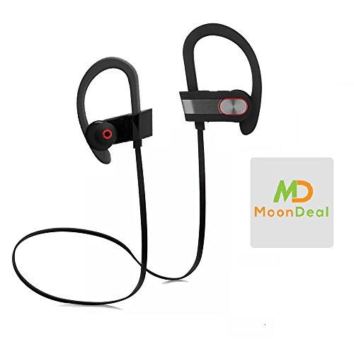 Wireless Sport Bluetooth Headset, Lightweight, Sweatproof, EarHook, for  Running, Talking & Listening for Google Pixel XL ++ GIFT [Protective Hard
