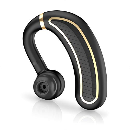 Ear Hook Wireless Headphones With 70 Days Standby Time Car Bluetooth Headset With Mic For Driver Cell Phone Bluetooth Earpiece Single Ear Sound That Out