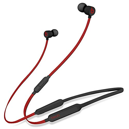 Beats Powerbeats3 Wireless Ear Hook Headphones Decade Collection Black Red Mrq92 Renewed Sound That Out
